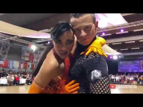 Final Solo Samba / Antwerp Diamond DanceSport Cup 2020