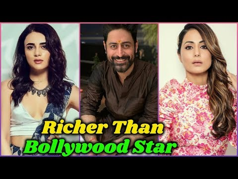 TV Stars Who Are Richer Than Bollywood Stars