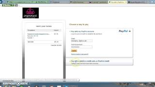 How to pay invoice WITHOUT a paypal account