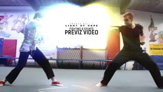 DBZ: Light of Hope - Fight Previz (Pilot)