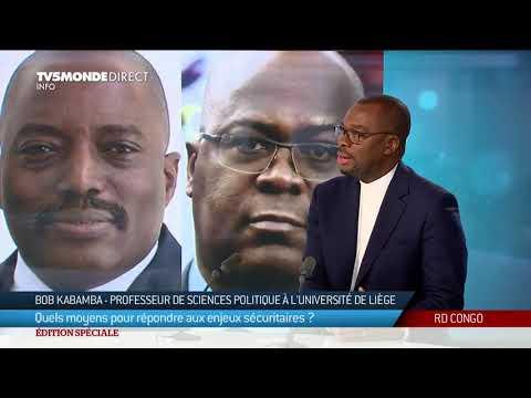 RDC - Les enjeux de la présidence de Félix Tshisekedi