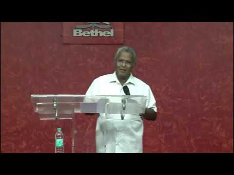 Pr.M A Varghese Malayalam Christian Message (മഹാ നിയോഗം)