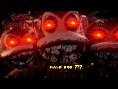 Main PACMAN mode horor ll DARK DECEPTION