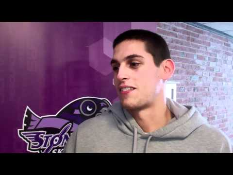 Stonehill College- Patrick Lee Interview
