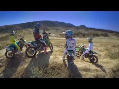 TEAM BUD RACING KAWASAKI MONSTER ENERGY (2014 official)