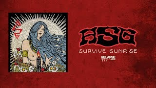 ASG - Survive Sunrise [FULL ALBUM STREAM]
