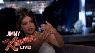 Selena Gomez on Selfies