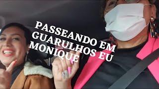 PASSEANDO EM GUARULHOS ll ENCONTREI COM MINHA IRMÃ