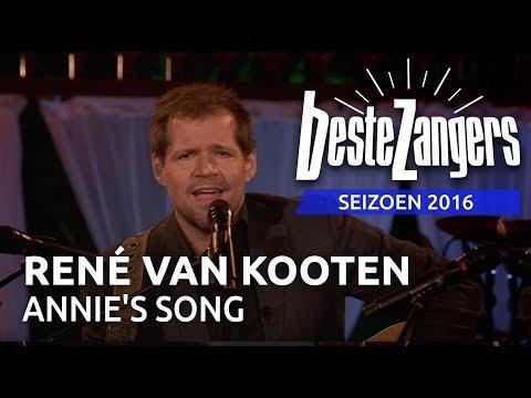 René van Kooten - Annie's song   Beste Zangers 2016
