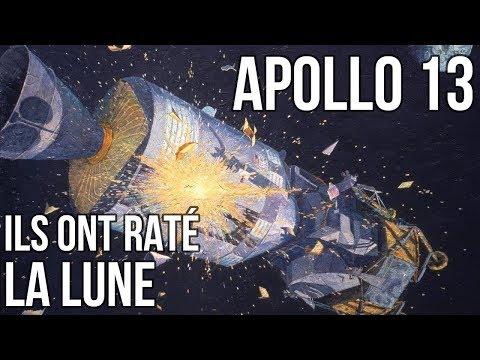 """VIDEO Apollo 13 - """"Houston, we've had a problem!""""... Une histoire de survie"""