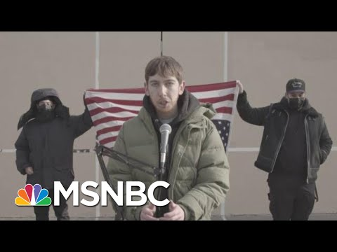 'Armageddon': See The Chilling Warning About White Supremacy Before The Capitol Riot