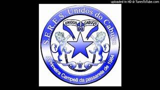 Unidos do Cabuçu 1989 2/20 - Milton Nascimento - Sou do Mundo, sou de Minas Gerais