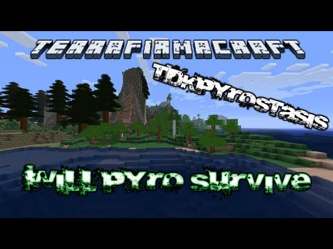 Minecraft Terrafirmacraft: We make a Bloomery