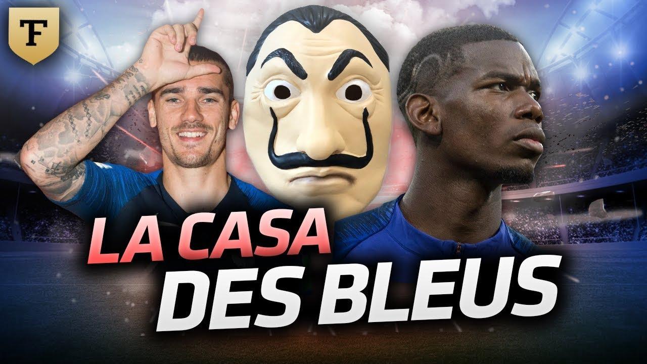 Le choc Fekir-Giroud, Messi et les Argentin chambrés ! - La Quotidienne #271