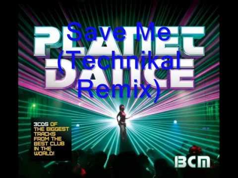 Darren Styles - Save Me (Technikal Remix)