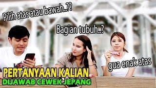 JAWABAN CEWEK JEPANG BAR-BAR