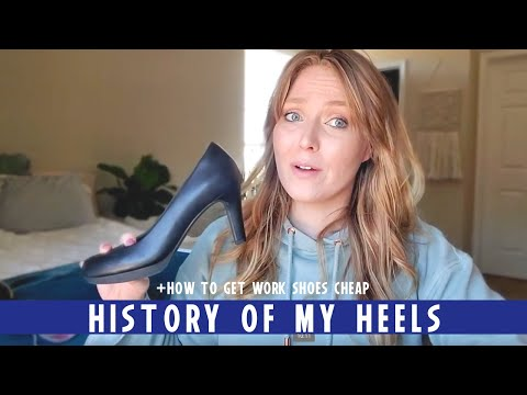 History Of My Flight Attendant Shoes + How To Get Them CHEAP!