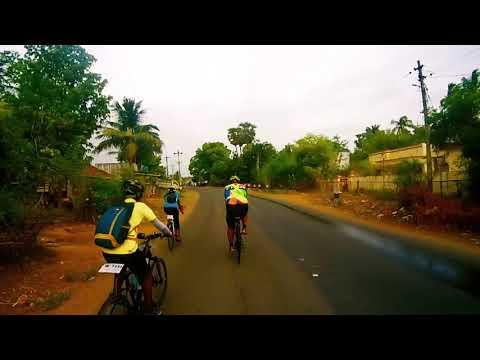 Cycle Utsav 2.0 -Decathlon OMR Padur - Ride Route Preview