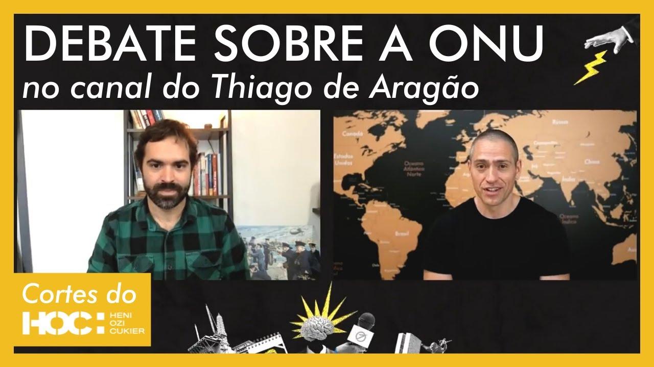 REFORMA DO CONSELHO DE SEGURANÇA DA ONU (feat. @Thiago de Aragão) | Cortes do HOC