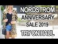 NORDSTROM ANNIVERSARY SALE TRY ON HAUL + SHOPPING GUIDE