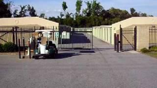 Carolina Self Storage @ Orangeburg Main Parking Lot, Gate And Climate Control Building