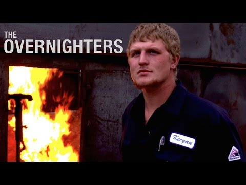 THE OVERNIGHTERS  New Oil Rush Documentary with Jesse Moss