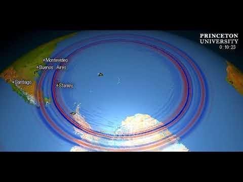 Magnitude 6.1 Quake, SOUTH SANDWICH ISLANDS REGION