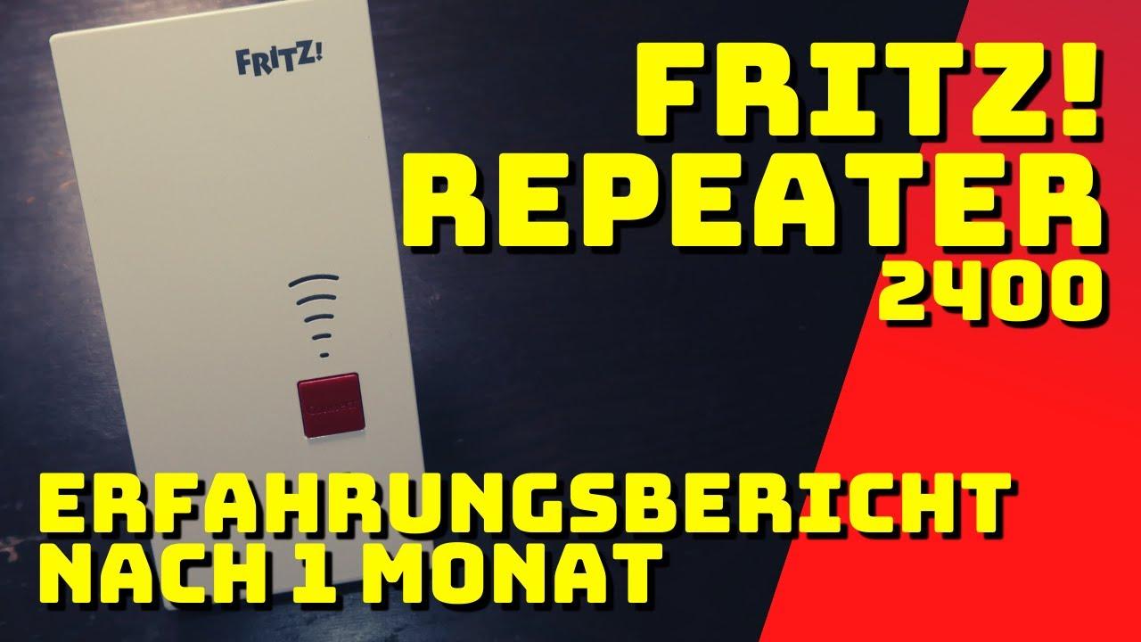 Fritz Repeater 20   Einrichtung & Erfahrungsbericht