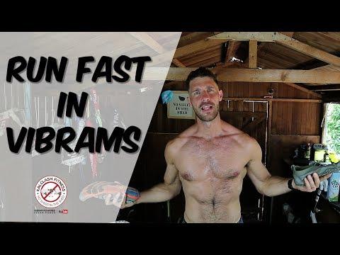 can-you-run-fast-in-vibram-fivefingers?