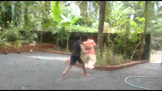 Brothers r fighting in kerala