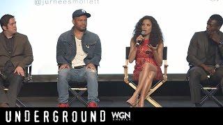 WGN America's Underground FYC Emmy Event