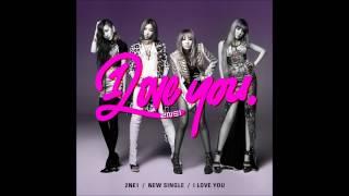 Gambar cover [DL/MP3 320kbps] 2NE1 Single - I Love You