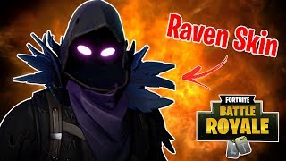 COMEBACK mit neuem RAVEN-SKIN | Fortnite: Battle Royale #001 [Deutsch/German/HD] | Neco