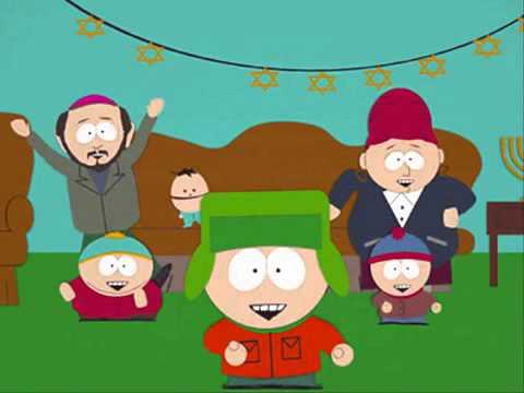 South Park Kyle's Dreidel song