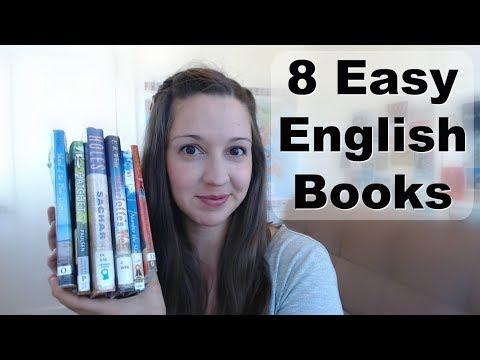 8 Beginner English Book Recommendations [Advanced English Lesson]