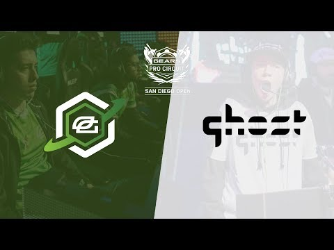 OpTic Mexico vs Ghost Gaming | Gears of War Pro Circuit 2018