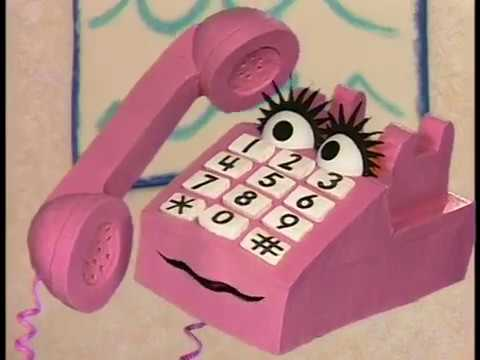 Elmo's World: Telephones (DVD Rip)