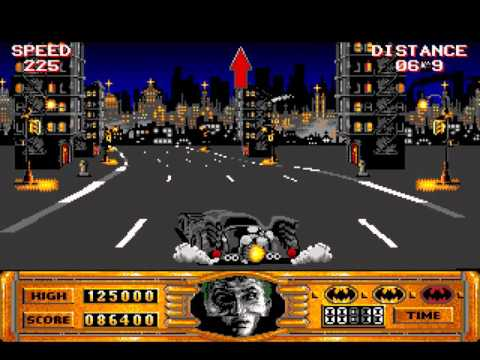 Batman Longplay (Amiga) [50 FPS]