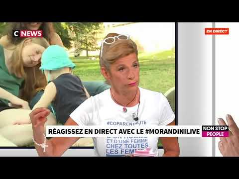 Frigide Barjot Sur CNews Le 25 Sept. 2019