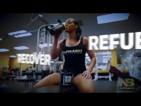 INTRA BLAST Training with Rachel Cooper