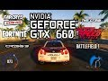 GTX 660  Test in 6  Games (Low - Ultra Settings)