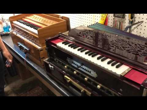 Harmonium Buyers Guide (3 of 4): What's a Coupler? YouTube