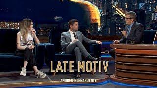 LATE MOTIV - Miguel Maldonado y el origen de la voz de su cabeza   #LateMotiv549