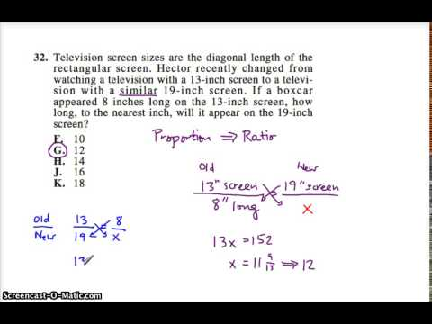 ACT 59F Corrections Part 1 - YouTube