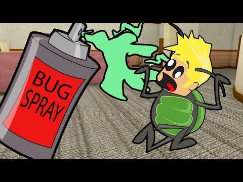 I'm a Bug in Roblox! / Roblox Gamma Mini Games / Gamer Chad