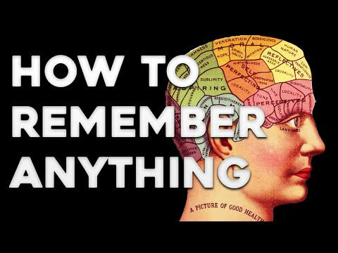 Mind Palace Technique - How to Improve Your Memory Skills