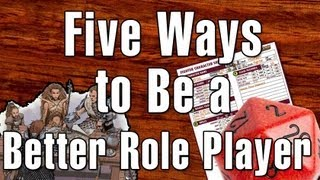 Five Ways to Be a Better Role Player