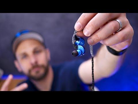 TRN V80 Super Review - Vs. KZ And Tin Audio