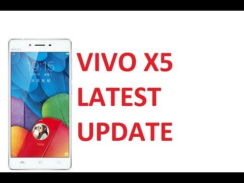 Vivo X5 Firmware Videos - Waoweo