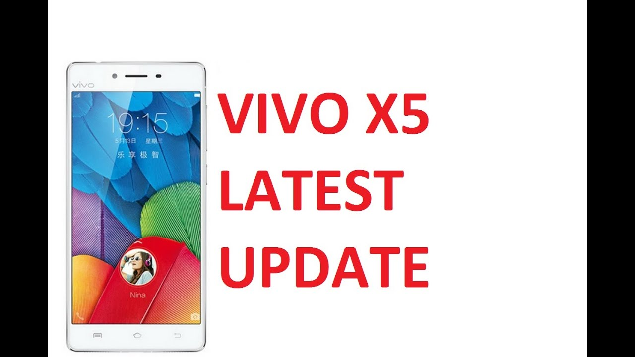 Vivo X5Pro Firmware Videos - Waoweo